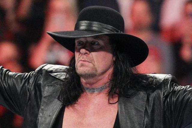 Undertaker has been challenged to a WrestleMania showdown