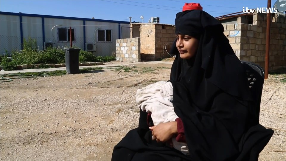 Shamima Begum asked to return to the UK after giving birth to her baby