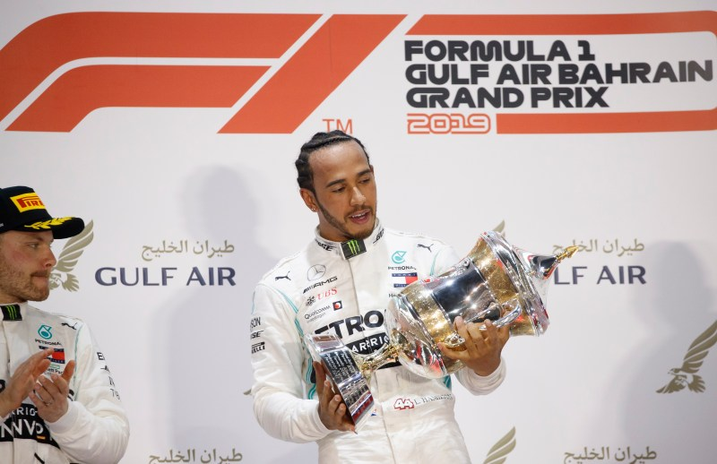 Chinese F1 Grand Prix: Practice live stream, TV channel and start