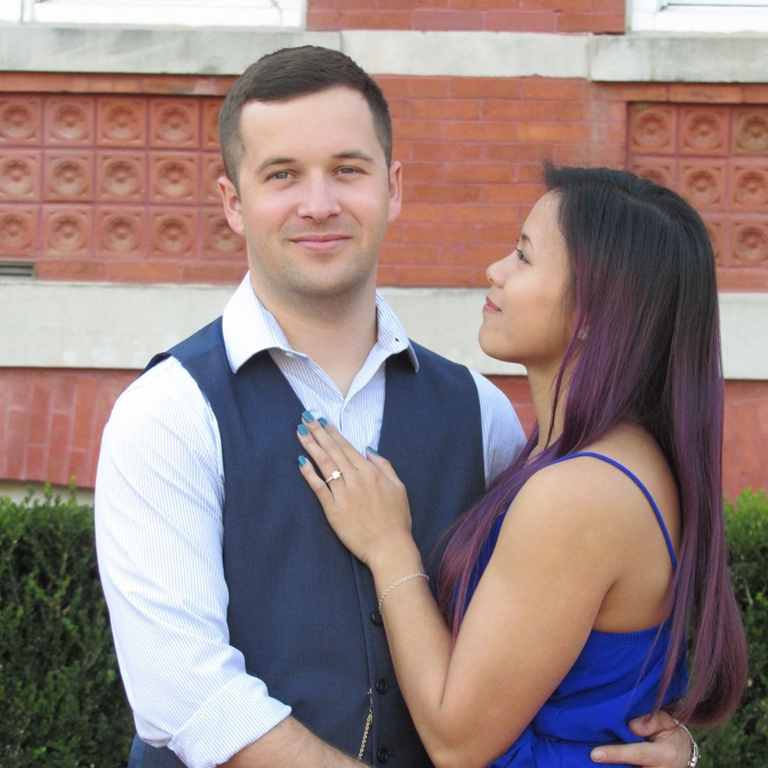 The student will tie the knot in Alabama