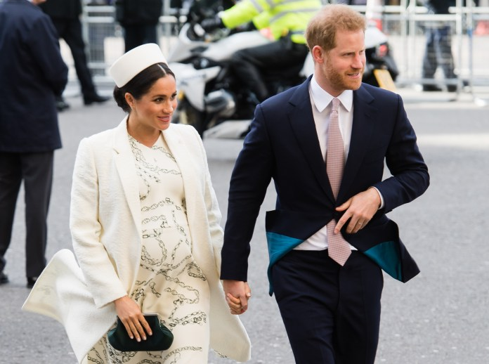 Harry and Meghan will welcome their first child any day now