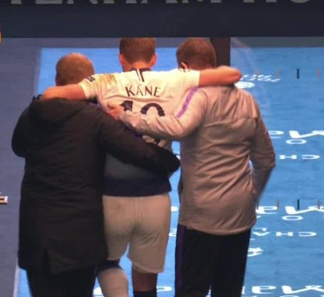 Kane Set To Agonisingly Miss The Champions League Final