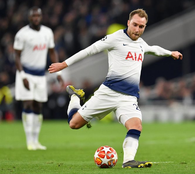 Tottenham Vs Ajax Now Tv: Inter Transfer Guru Ausilio 'scouted Spurs Ace Eriksen