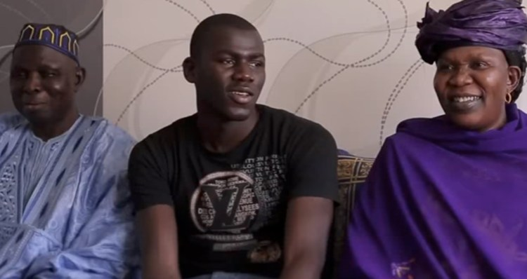 Koulibaly says he owes his football career to his parents
