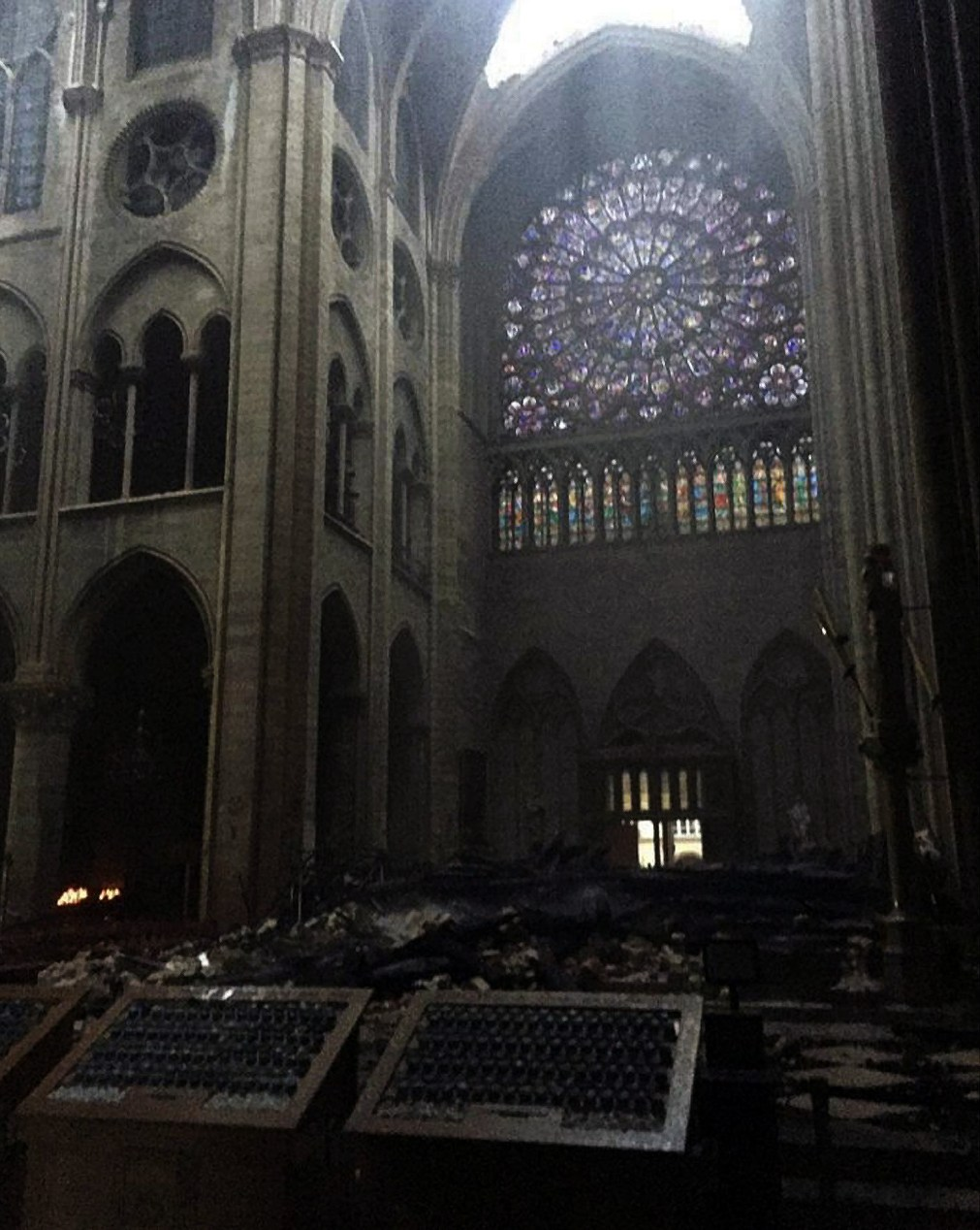 Millions have been pledged for the restoration of the historic cathedral