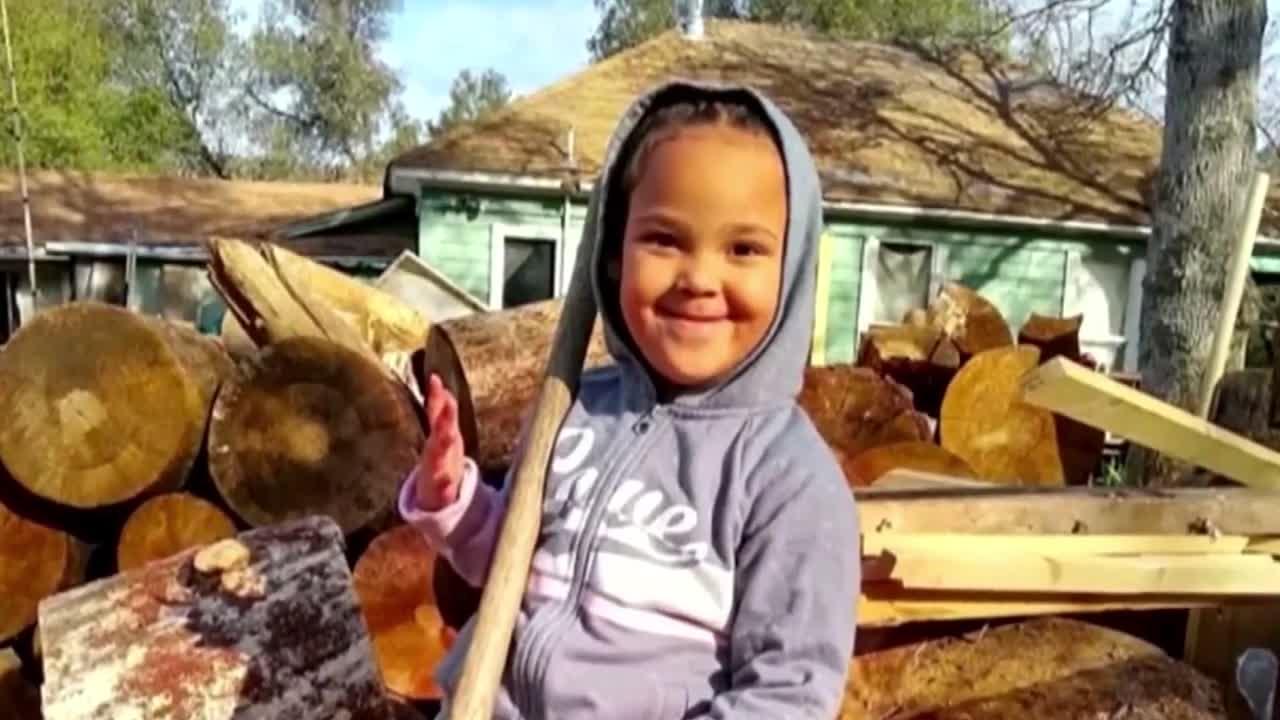 Tragic La'Rayah Davis lost her life aged five