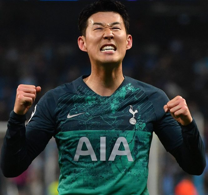 Spurs Hero Son Suspended For Champions League Semi-final