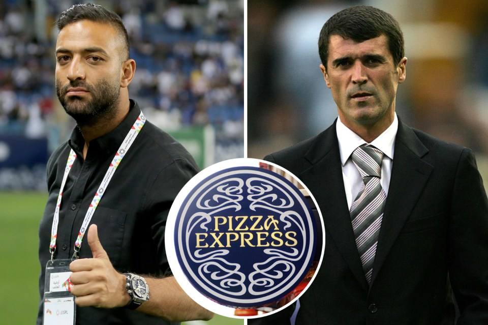 Mido was taken for lunch at Pizza Express by Roy Keane but the pair didn't exactly hit it off