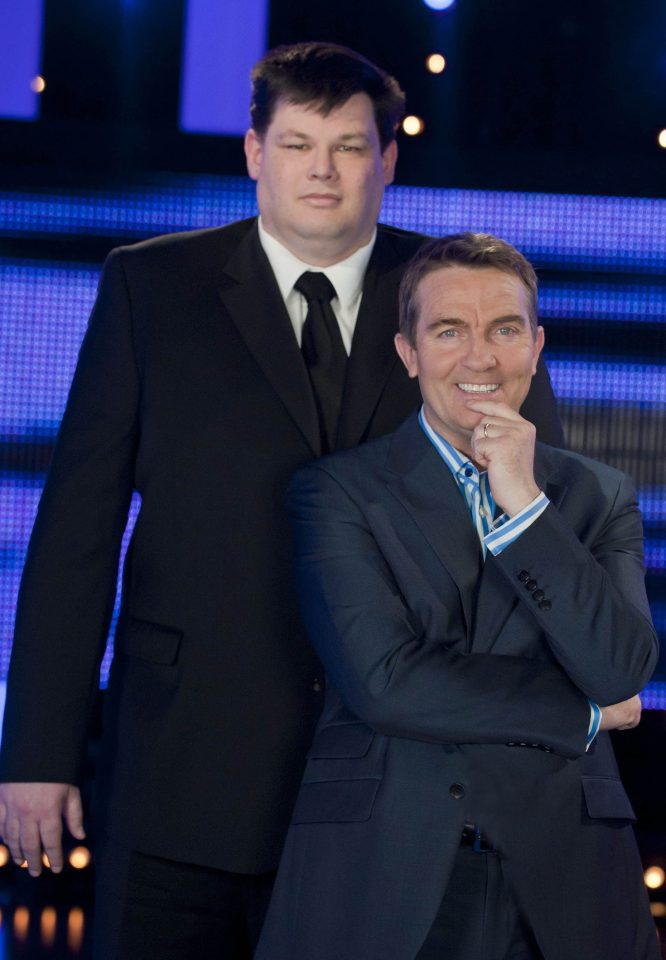 Brainbox Mark stars in ITV quiz show The Chase hosted by Bradley Walsh