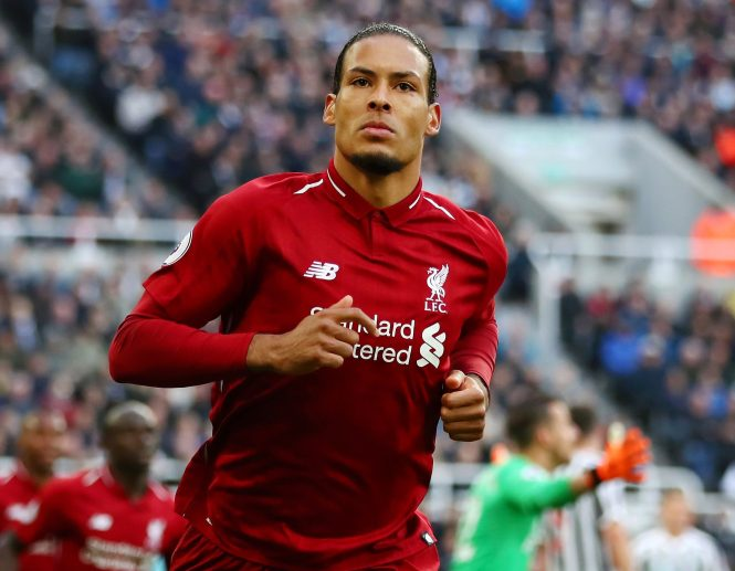 Even at £75m - a world-record fee - Virgil van Dijk is looking good value for Liverpool