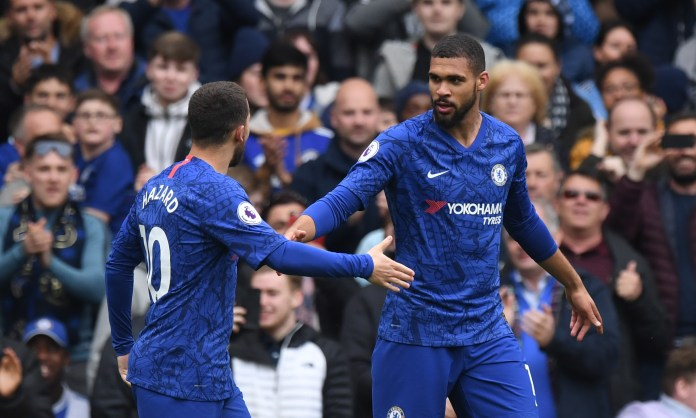 99cca3c07 EPA. Chelsea debuted their funky new home kit against Watford last weekend   caption