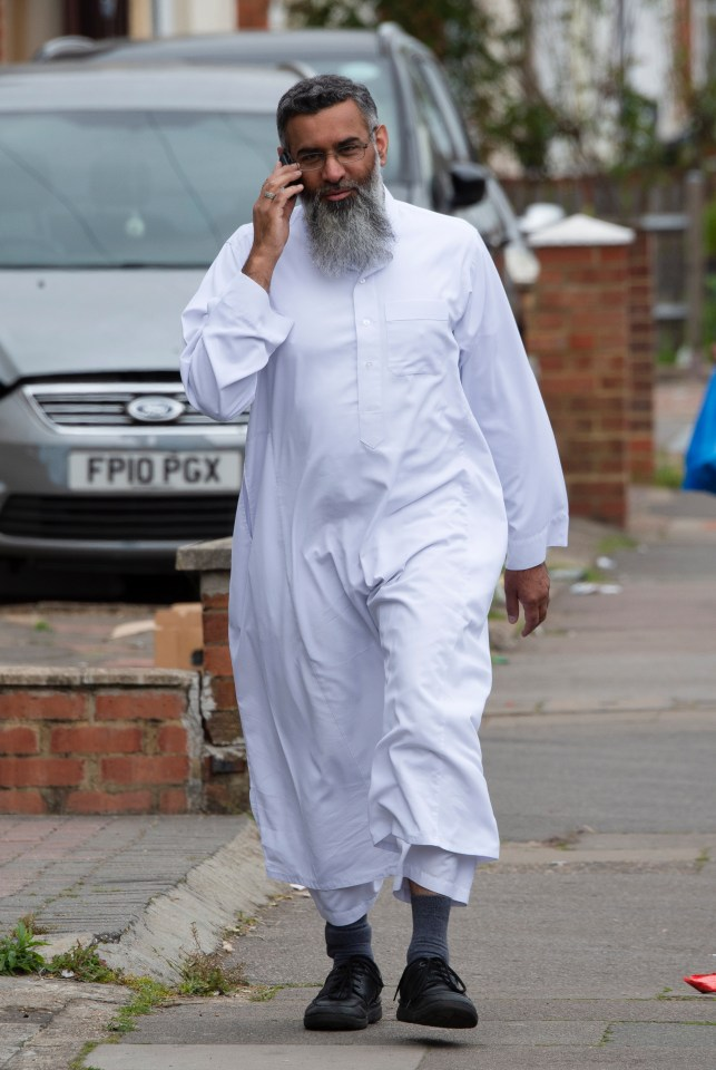The hate-preacher served only three years of a five and a half year sentence for urging followers to support the Islamic State