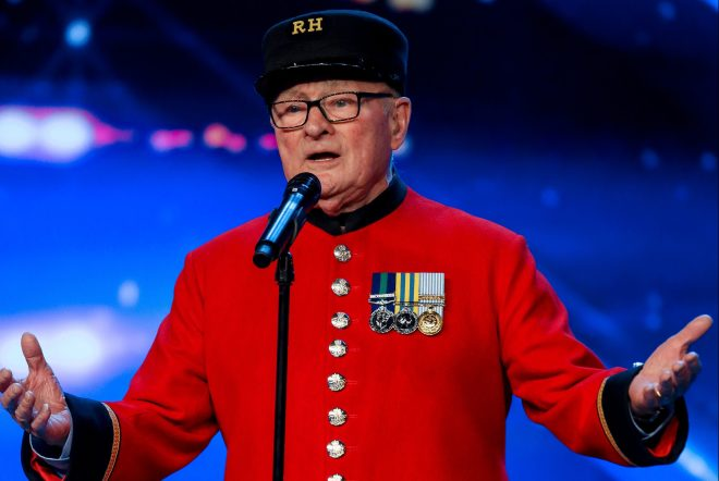 Colin Thackery won Britain's Got Talent 2019