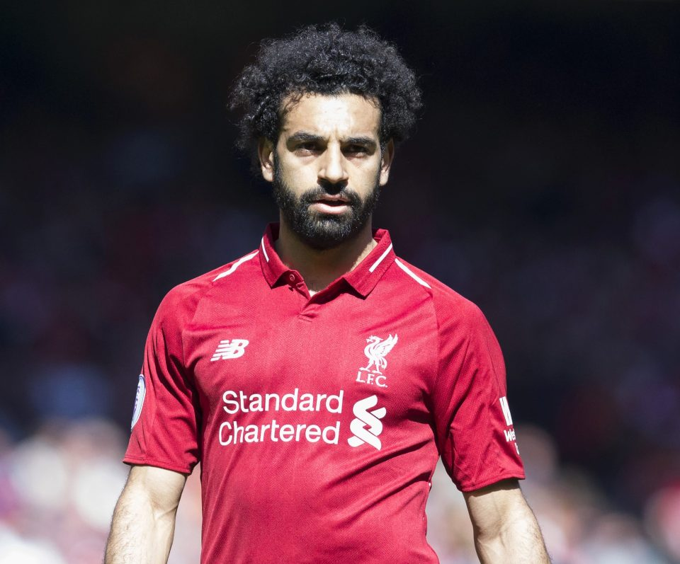 Mohamed Salah has been contacted by Real Madrid over a summer move, according to reports