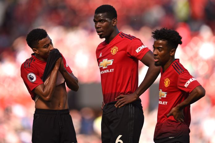 Angel Gomes didn't get enough game time with Ole Gunnar Solskjaer's squad