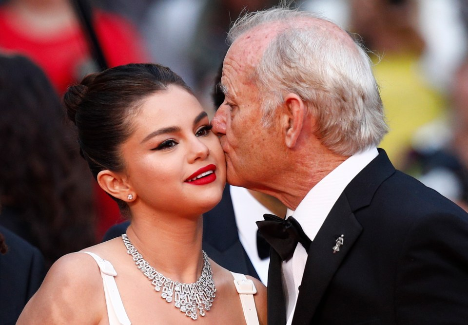 Selena Gomez and Eva Longoria among stars dazzling on the Cannes Film Festival red carpet
