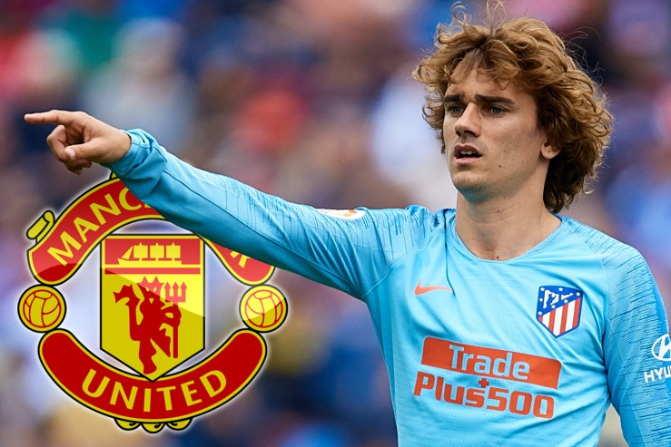 Image result for Antoine Griezmann manchester united in negotiations to sign star striker for £107million MANCHESTER UNITED IN NEGOTIATIONS TO SIGN STAR STRIKER FOR £107MILLION SPORT PREVIEW Griezmann United