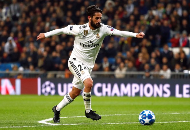 Isco was frozen out by Santiago Solari and Zinedine Zidane may let him leave to sign Pogba