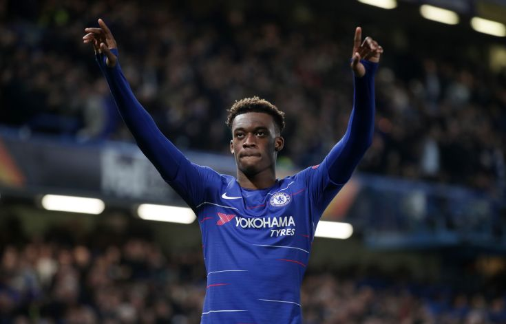 Callum Hudson-Odoi is set to sign a new five-year contract with Chelsea