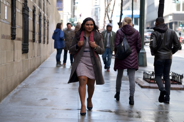 Mindy Kaling plays Molly Patel, a comedy novice who doesn't know which rules she isn't supposed to break