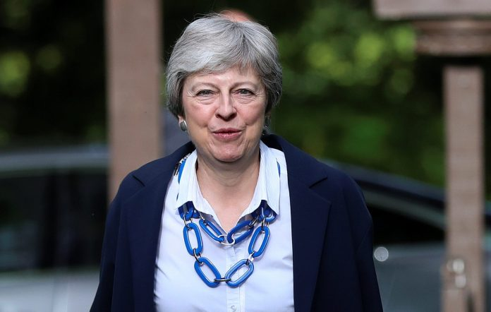 Theresa May has revealed how much she is looking forward to life after Brexit