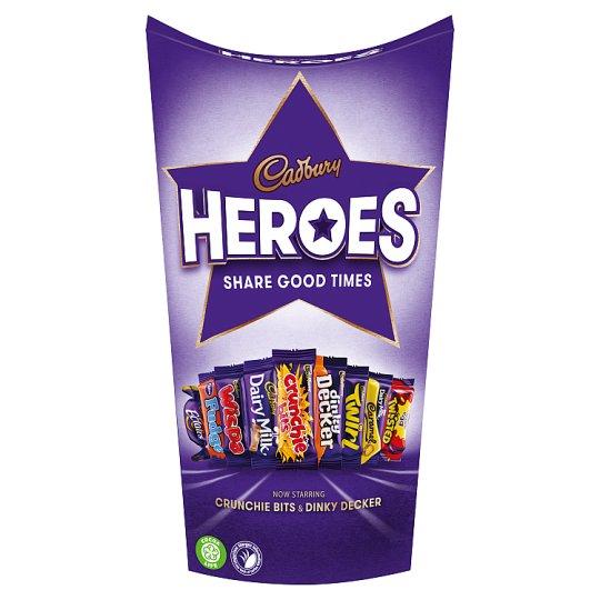 A £1 off Cabury Heroes
