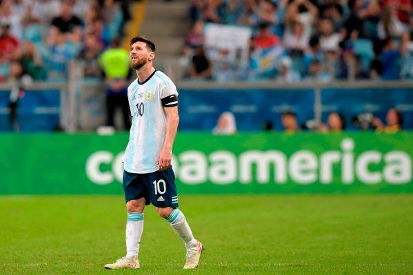 Kết quả hình ảnh cho messi copa america 2019