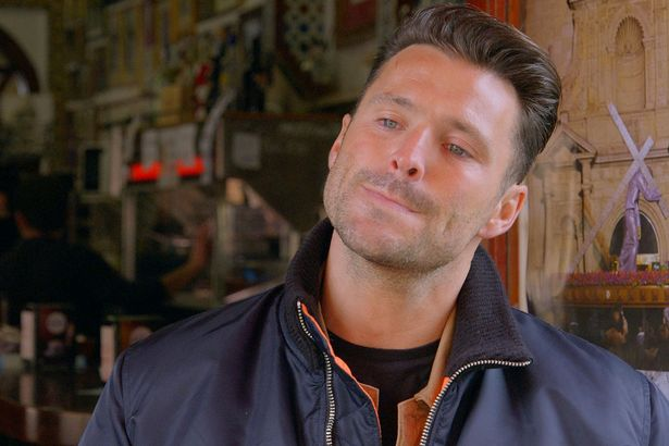 Mark Wright on Who Do You Think You Are?!