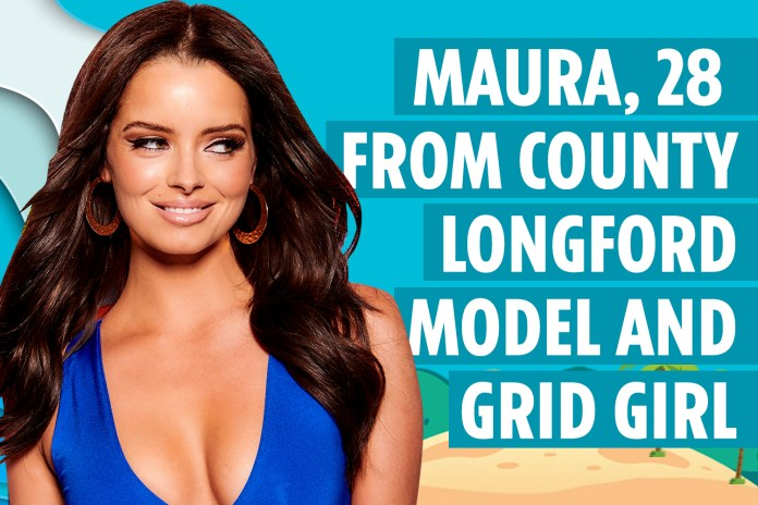Maura Higgins has joined Love Island's fifth series