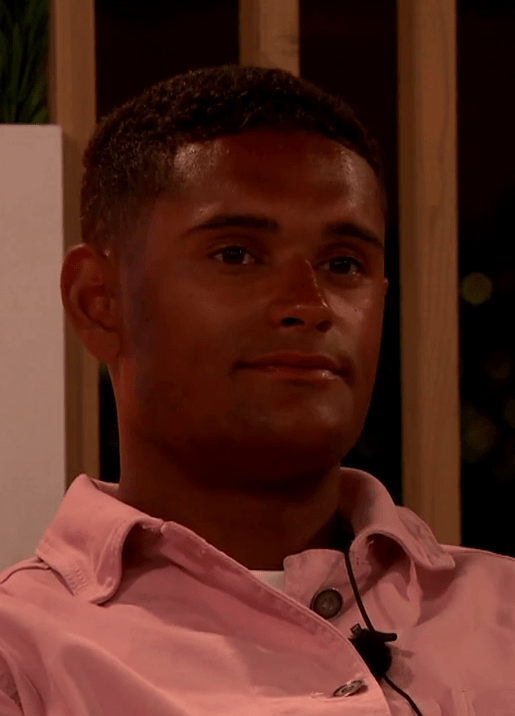 Love Island's Danny branded a 'd***head' by fellow contestants as
