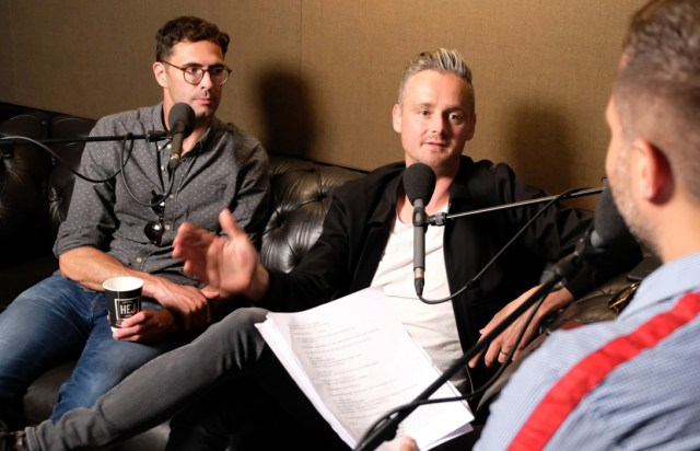 Tim described being in the band as an 'obsession' as he opened up during a recording of The Dan Wootton Interview