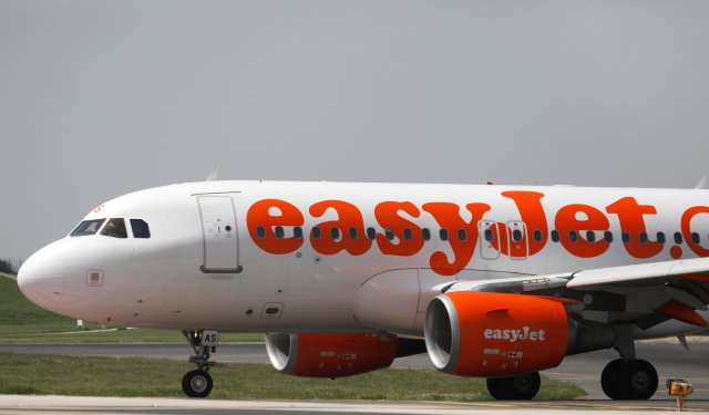 EasyJet was among the passengers affected by the Gatwick ATC issue