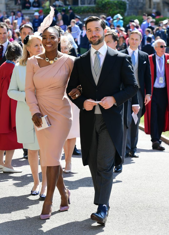 Williams and husband Alexis Ohanian took a massive hit on her Bel-Air home