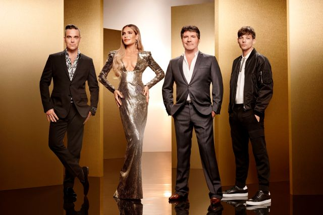 The X Factor, pictured with last year's judging line-up, has been on our screens since 2004