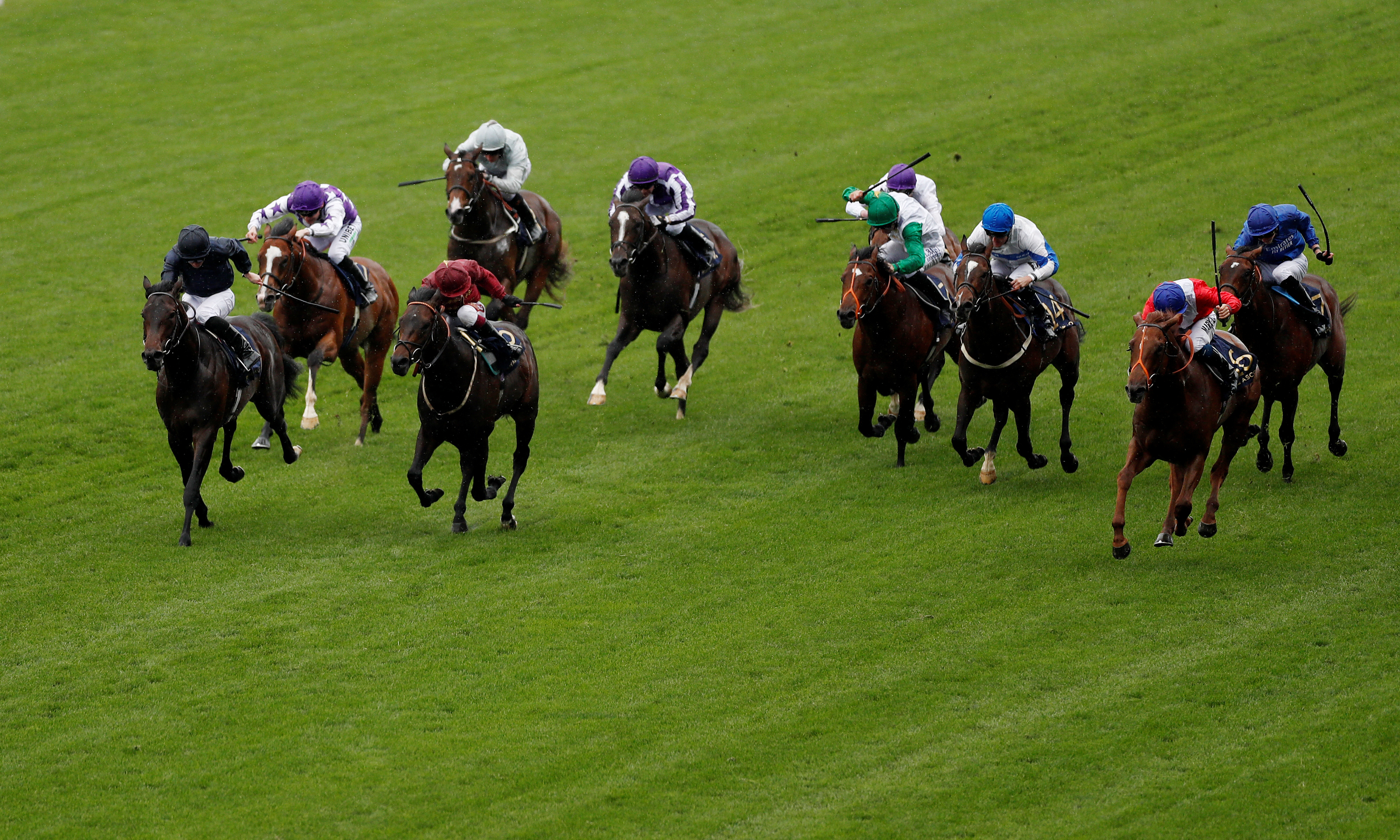 Today's ITV Racing schedule: Race times, TV schedule and ITV7 tips for Champions Day at Ascot
