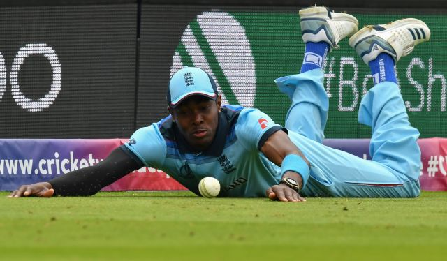 After the Windies didnt pick Jofra for their 2014 Cricket World Cup squad he moved to the UK