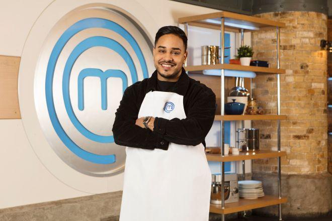 Celebrity MasterChef contestant Mim Shaikh