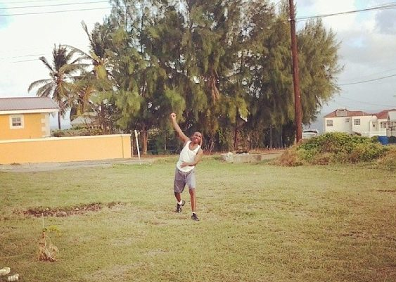 As a boy Archer played cricket from dawn till dusk in Barbados