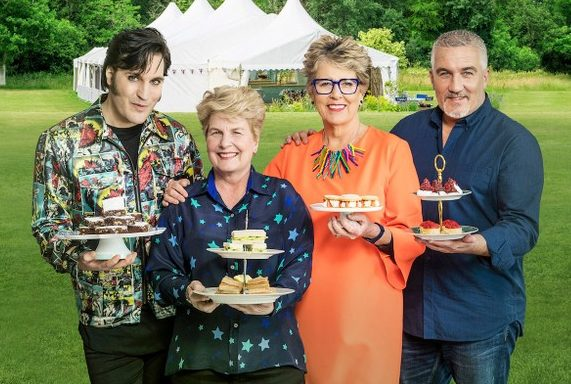 The Great British Bake Off is starting later this summer