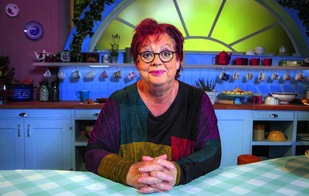 Jo Brand is expected to return to Bake Off: Extra Slice this series