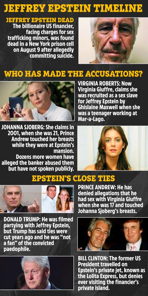 Who was Jeffrey Epstein? The unanswered questions about the