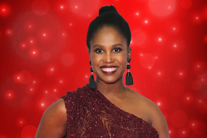 Motsi Mabuse is Dame Darcey Bussell's replacement