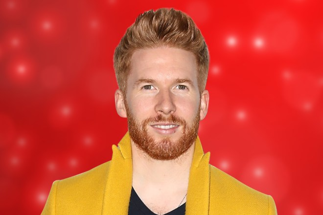 Neil Jones says it's a 'massive honour' to do Strictly Come Dancing