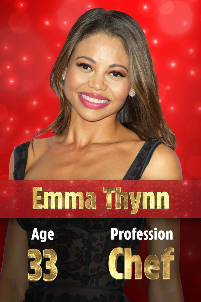 Emma Thynn is swapping her stately home for the Strictly dance floor