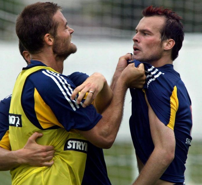 Olof Melberg and Freddie Ljungberg got in a set-two as Sweden prepared for the 2002 World Cup