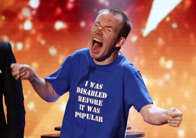 apu Lost Voice Guy won series 12 of Britain's Got Talent in 2018