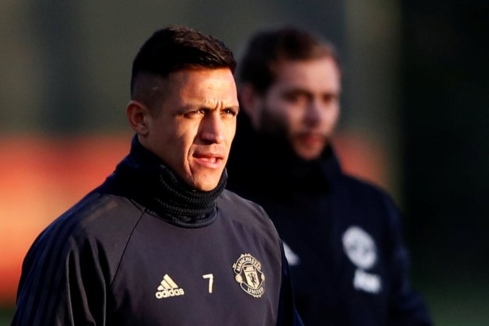 Ole Gunnar Solskjaer threatened Alexis Sanchez with banishing him to the reserves