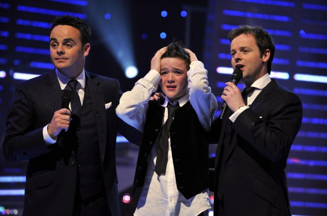 George Sampson won series two of Britain's Got Talent