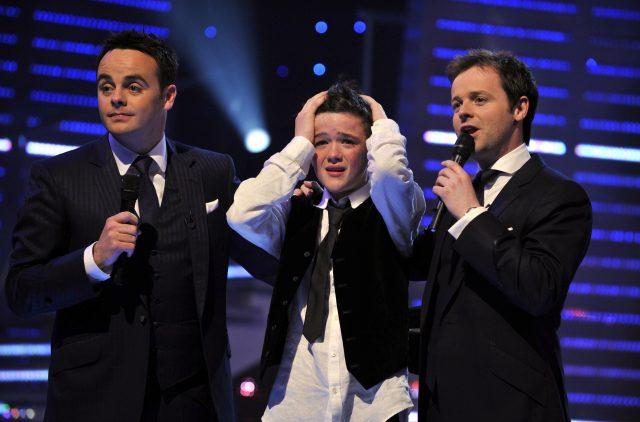 George Samspon won series two of Britain's Got Talent
