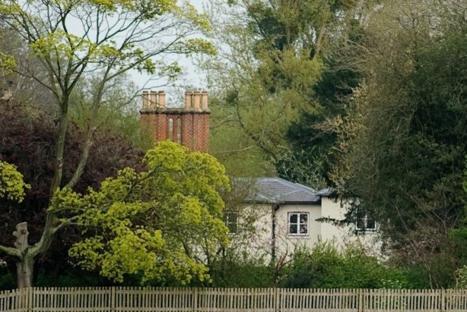 Frogmore Cottage, the home of Prince Harry and Meghan Markle, cost £2.4m to refurbish
